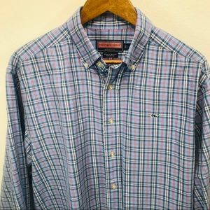 Vineyard Vines - Whale Shirt - Mens Large